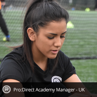 Mollie Kmita, PD Academy Manager - UK