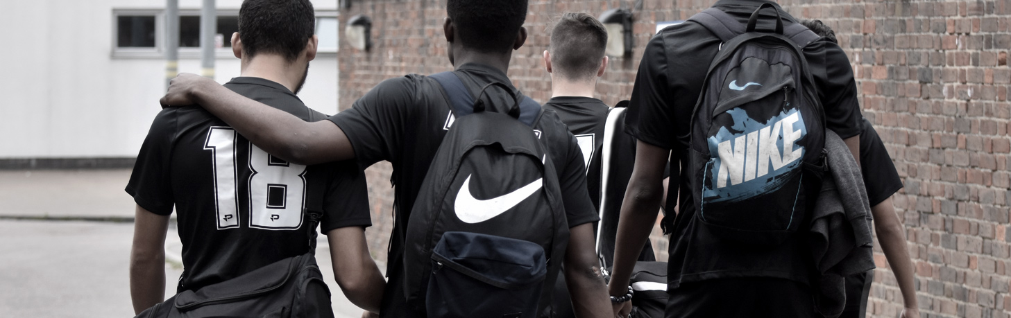 Nike is the official kit and equipment partner of Pro:Direct Academy